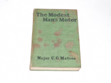 Modest Man's Motor : The  (Matson 1903)